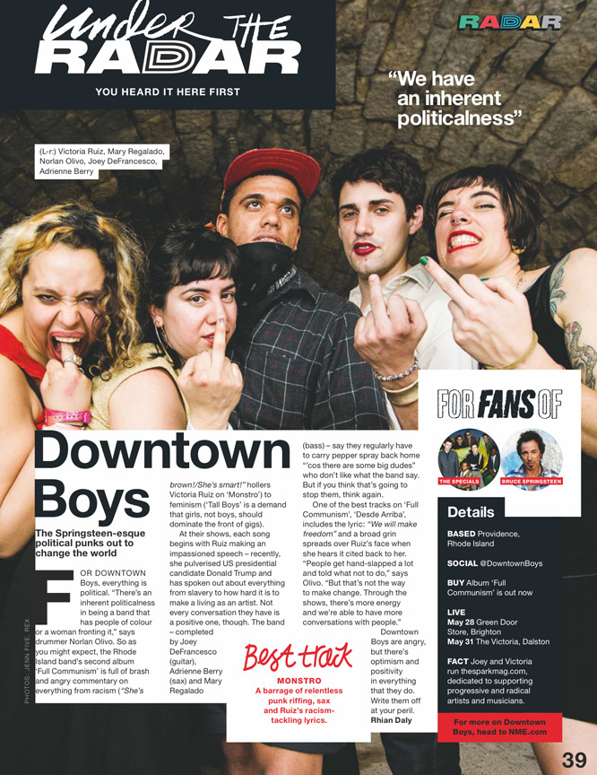 NME_DowntownBoys